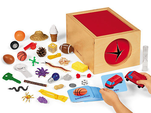 The Mystery Box At Lakeshore Learning