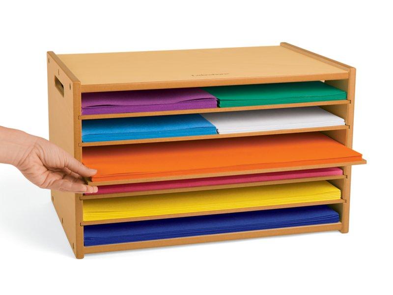 Lakeshore Paper Storage Center At Lakeshore Learning