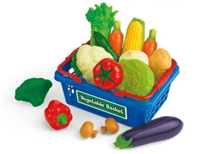 Letu0027s Go Shopping Vegetable Basket