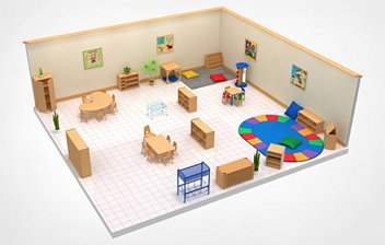 Complete Classrooms | Lakeshore® Learning Materials
