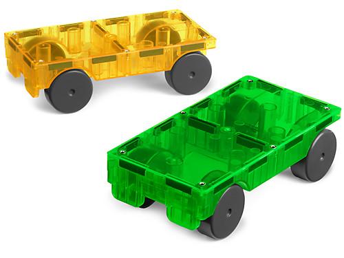 Magna Tiles 174 Cars Expansion Set At Lakeshore Learning