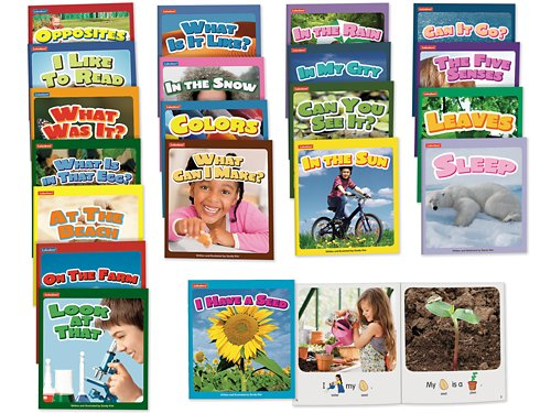 lakeshore nonfiction sightword readers level 1 at