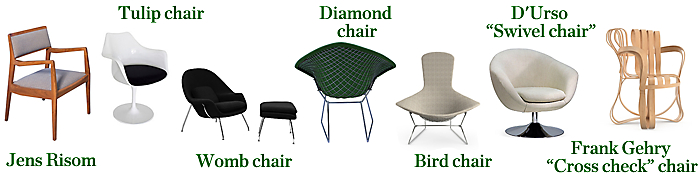 Mid Century Modern Chair Designers modern furniture designers famous. famous mid century modern