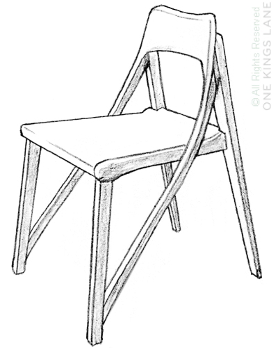 a german art nouveau chair designed by architect and painted richard riemerschmid a jugendstil art deco furniture lines