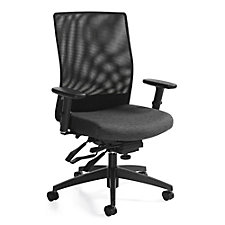 Weev Mesh Back Ergonomic Multi-Tilter Chair, CH51701