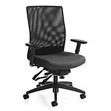 Weev Mesh Back Ergonomic Multi-Tilter Chair, CH51701