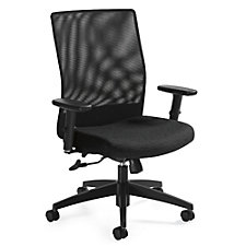 Weev Mesh Back Ergonomic Chair with Back Tilt, CH51702