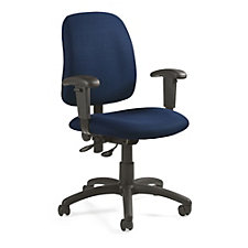 Goal Fabric Low Back Task Chair, CH51703