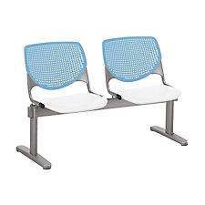 Kool Polypropylene Two Seat Beam Seating, CH51953