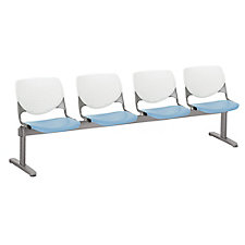 Kool Polypropylene Four Seat Beam Seating, CH51955