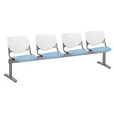 Kool Polypropylene Four Seat Beam Seating, CH51955