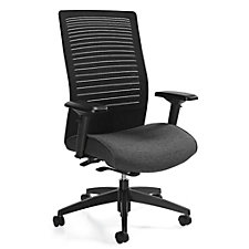Loover High Back Weight Sensing Synchro-Tilt Chair, CH51704