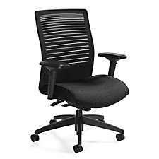 Loover Medium Back Weight Sensing Synchro-Tilt Chair, CH51705