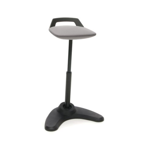 Astonishing Vivo Adjustable Height Perch Stool Short Links Chair Design For Home Short Linksinfo