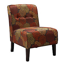 Coco Armless Chair in Fabric, CH51802