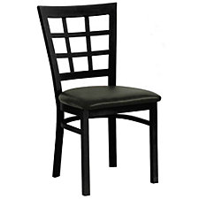 Grid-Back Break Room Chair, CH03825