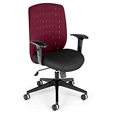 Vision Fabric Ergonomic Chair, CH03888