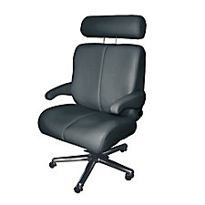 Big Sur Fabric or Faux Leather Big and Tall Office Chair , CH51859