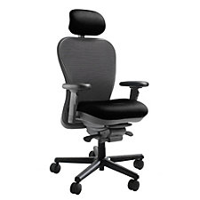 CXO Mesh Back Heavy Duty Ergonomic Chair with Headrest, CH04061