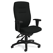 Synopsis Fabric High Back Ergonomic Task Chair, CH51707