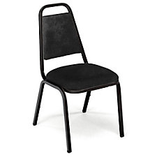 Vinyl Stack Chair without Arms, CH01129