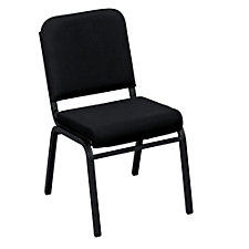 Armless Vinyl Stack Chair, CH50947