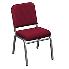 Armless Fabric Stack Chair, CH50946