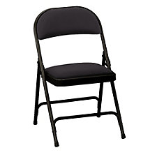 """Fabric Folding Chair with 1-3/8"""" Seat, CH50335"""