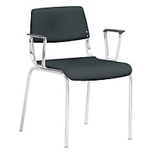 Arc Fabric Guest Chair, CH50995