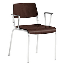 Arc Molded Wood Guest Chair, CH50999