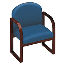 Sled Base Conference Chair with Arms, CH52415