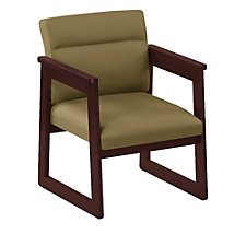 Classic Tapered Arm Guest Chair, CH04413