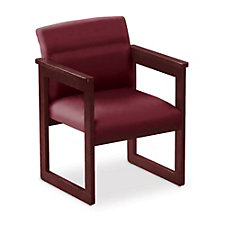 Classic Extended Arm Guest Chair, CH04417