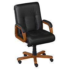 Belmont Leather Desk Chair, CH04420