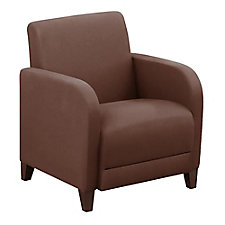 "Leather Guest Chair - 27""W, CH51544"
