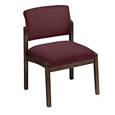 Lenox Armless Guest Chair in Fabric, CH52324
