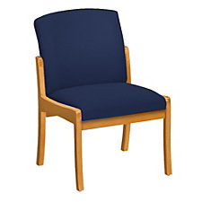 Weston Armless Fabric Guest Chair, CH01573