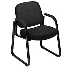 Plush Sled Base Guest Chair, CH00471