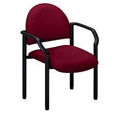 Large Guest Chair Stand Fabric, CH03470