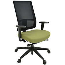 Patriot Mesh Back Fabric Seat Ergonomic Task Chair, CH51433