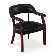 Vinyl Captain's Chair, CH50157