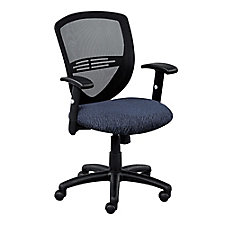 Network Mesh Back Fabric Seat Task Chair, CH51571