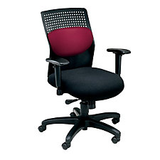 AirFlo Plastic Back Ergonomic Chair, CH00500