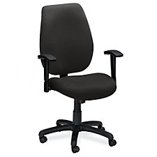 600 Series Fabric Ratchet Back Ergonomic Chair, CH03612