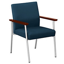 Uptown Guest Chair in Combination Fabric or Vinyl, CH04872