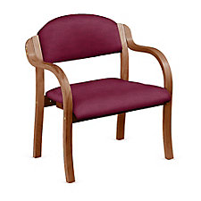 Bentwood Bariatric Stack Chair in Fabric, CH51789