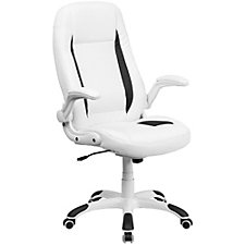 Elmwood Bonded Leather High-Back Computer Chair, CH51283