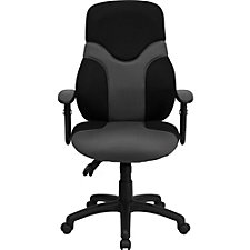 Roosevelt Mesh Fabric Ergonomic Task Chair, CH51286