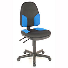 Monarch Fabric High Back Ergonomic Chair, CH04899