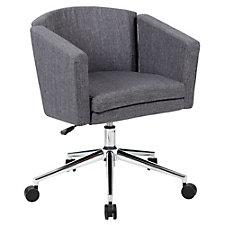 Metro Club Fabric Desk Chair, CH51611